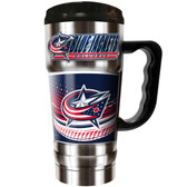 Columbus Blue Jackets 20oz Champ Travel Mug