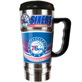 Philadelphia 76ers 20oz Champ Travel Mug