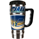 Utah Jazz 20oz Champ Travel Mug