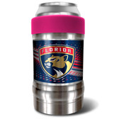Florida Panthers 12oz Vacuum Insulated Can Holder
