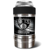 Brooklyn Nets 12oz Vacuum Insulated Can Holder