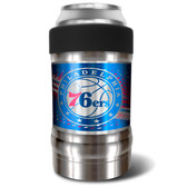 Philadelphia 76ers 12oz Vacuum Insulated Can Holder
