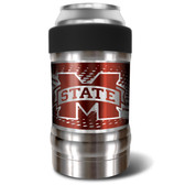 Mississippi State Bulldogs Vacuum Insulated Can Holder
