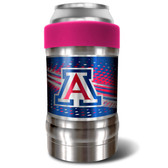 Arizona Wildcats Vacuum Insulated Can Holder