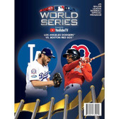 2018 Official World Series Program Dodgers vs Red Sox