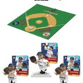 Boston Red Sox  2018 World Series Champions Display Field Bundle Oyo