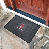 Boston Red Sox 2018 World Series Champions Medallion Door Mat