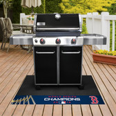 "Boston Red Sox 2018 World Series Champions Grill Mat 26""x42"""