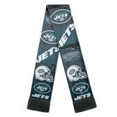 New York Jets Scarf Printed Bar Design
