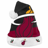 Miami Heat Santa Hat Basic Design 2018