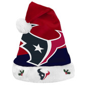 Houston Texans Santa Hat Basic Design 2018