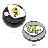 Georgia Tech Yellow Jackets Ball Marker