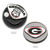 Georgia Bulldogs Ball Marker