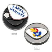 Kansas Jayhawks Ball Marker Mascot
