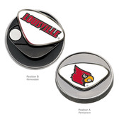 Louisville Cardinals Ball Marker