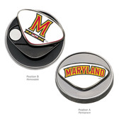 Maryland Terrapins Ball Marker