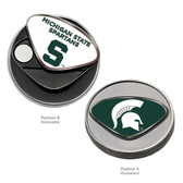 Michigan State Spartans Ball Marker
