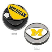 Michigan Wolverines Ball Marker