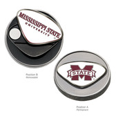 Mississippi State Bulldogs Ball Marker