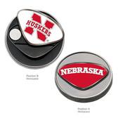 Nebraska Cornhuskers Ball Marker