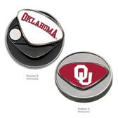 Oklahoma Sooners Ball Marker