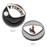 Wyoming Cowboys  Ball Marker