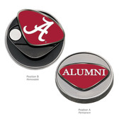 Alabama Crimson Tide Alumni Ball Marker