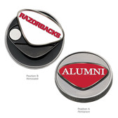 Arkansas Razorbacks Alumni  Ball Marker ARKANSAS RAZORBACKS/ALUMNI