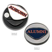 Auburn Tigers Alumni Ball Marker AUBURN WORD/ALUMNI