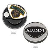 Baylor Bears Alumni Ball Marker BAYLOR WORD/ALUMNI
