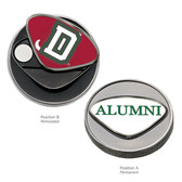 Dartmouth College Alumni Ball Marker DARTMOUTH CAPITAL D/ALUMNI