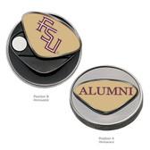 "Florida State Seminoles Alumni Ball Marker FLORIDA ST. ""FSU""/ALUMNI"