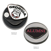 Georgia Bulldogs Alumni Ball Marker GEORGIA BULLDOG/ALUMNI