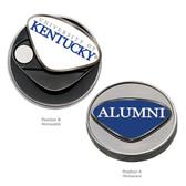 Kentucky Wildcats Alumni Ball Marker