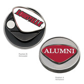 Louisville Cardinals Alumni Ball Marker