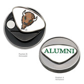 Marshall Thundering Herd Alumni Ball Marker
