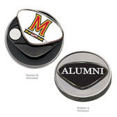 Maryland Terrapins Alumni Ball Marker