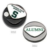 Michigan State Spartans Alumni Ball Marker