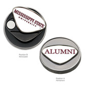 Mississippi State Bulldogs Alumni Ball Marker