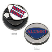 Ole Miss Rebels Alumni Ball Marker