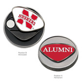 Nebraska Cornhuskers Alumni Ball Marker