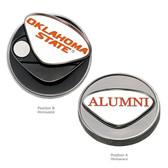 Oklahoma State Cowboys Alumni Ball Marker