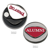 Oklahoma Sooners Alumni Ball Marker