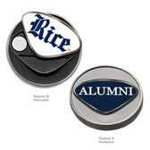 Rice Owl Alumni Ball Marker