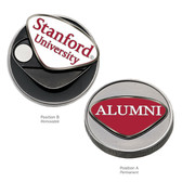 Stanford Cardinal Alumni Ball Marker