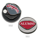Washington State Cougars Alumni Ball Marker
