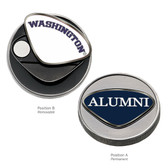 Washington Huskies Alumni Ball Marker