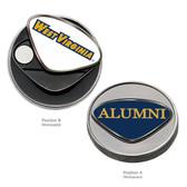 West Virginia Mountaineers Alumni Ball Marker