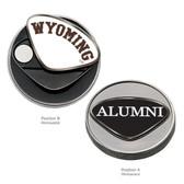 Wyoming Cowboys Alumni Ball Marker