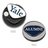 Yale Bulldogs Alumni Ball Marker